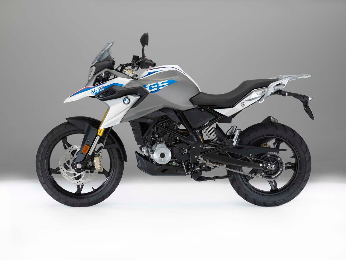 BMW G310R & G310GS Recalled for Weak Kickstand