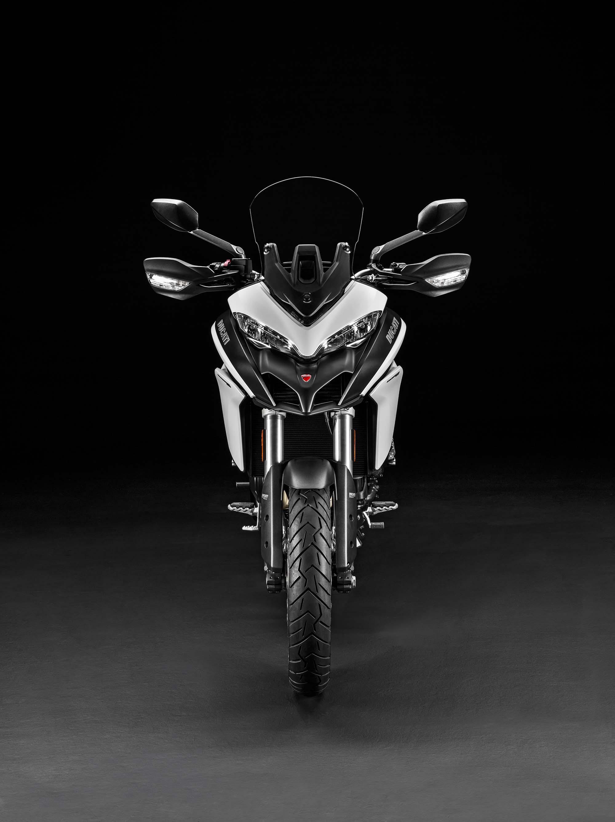 "ducati multistrada 950 - a ""baby"" adv bike from italy"