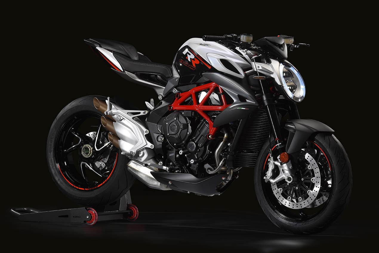 2017 MV Agusta Brutale 800 RR  The Bike We Asked For