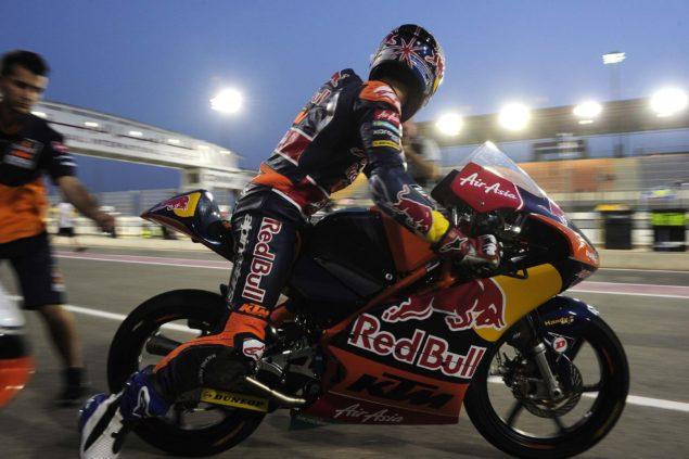 Sissis, Qatar Moto3 2013