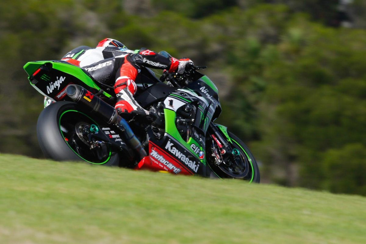 Phillip Island WorldSBK Test – Day 2: Rea Finishes on Top