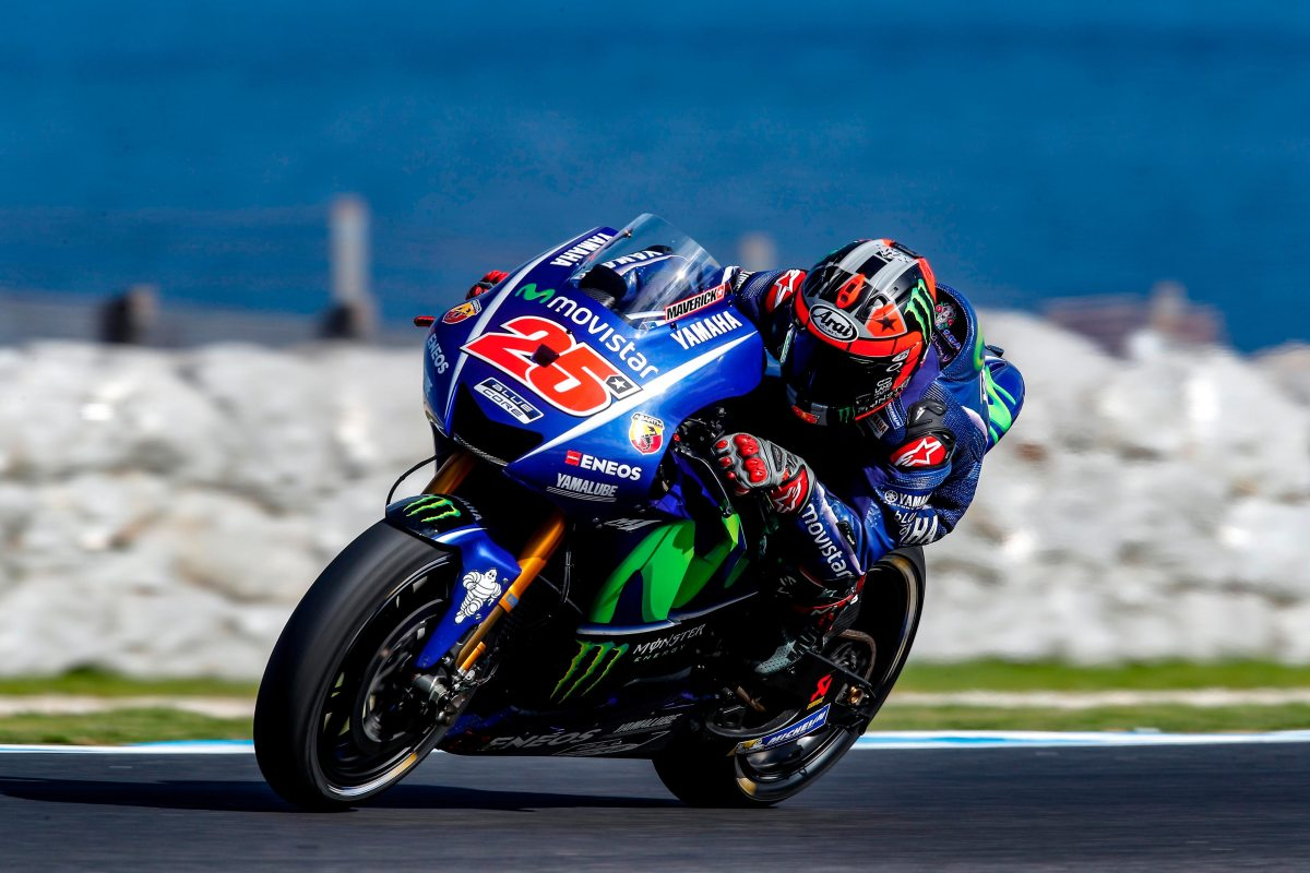 MotoGP Phillip Island MotoGP Test Summary – Day 3