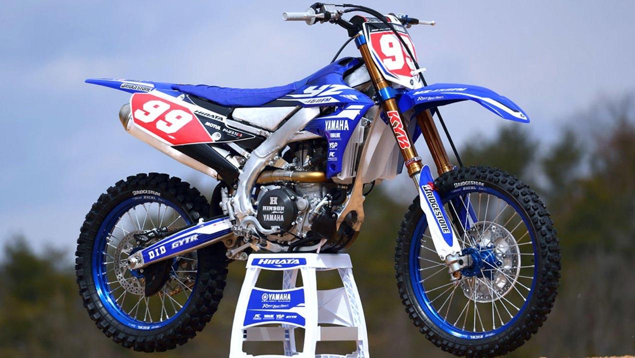 Moto Yamaha YZ 450 FX - 2018 - R$ 37000.0