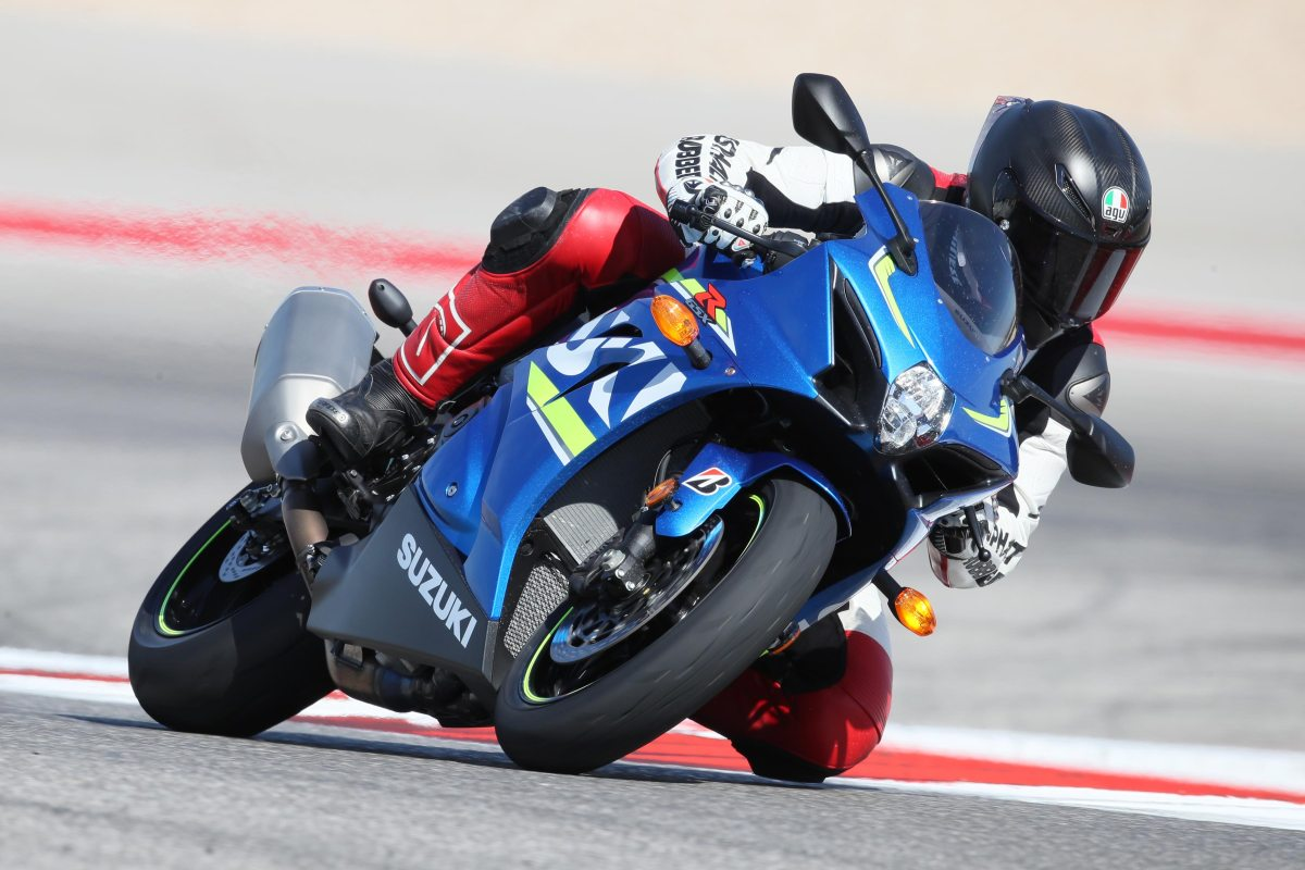 A Short Review of the 2017 Suzuki GSX-R1000