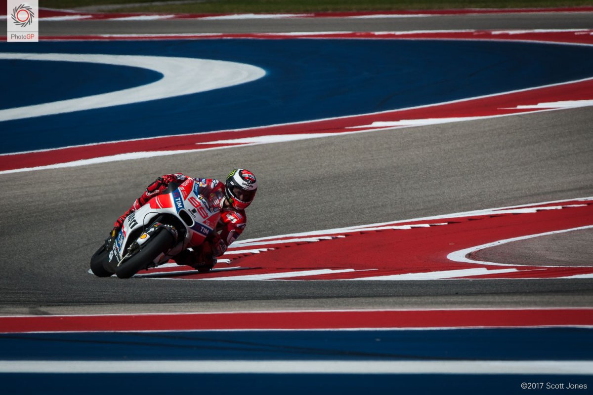 Q&A: Jorge Lorenzo on Developing the Ducati