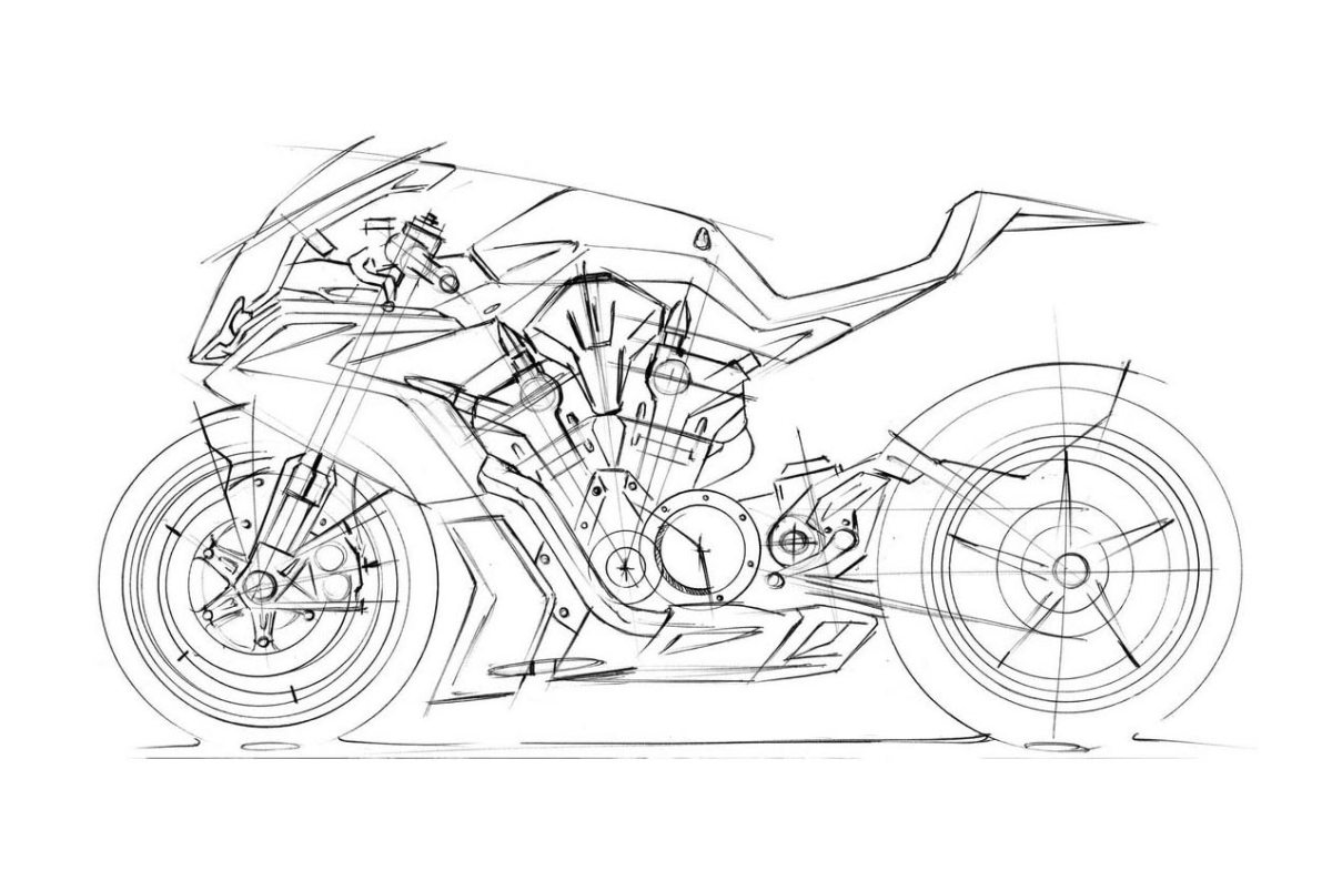 April Fools: Ducati V4 Superbike Spied in Trademark Docs