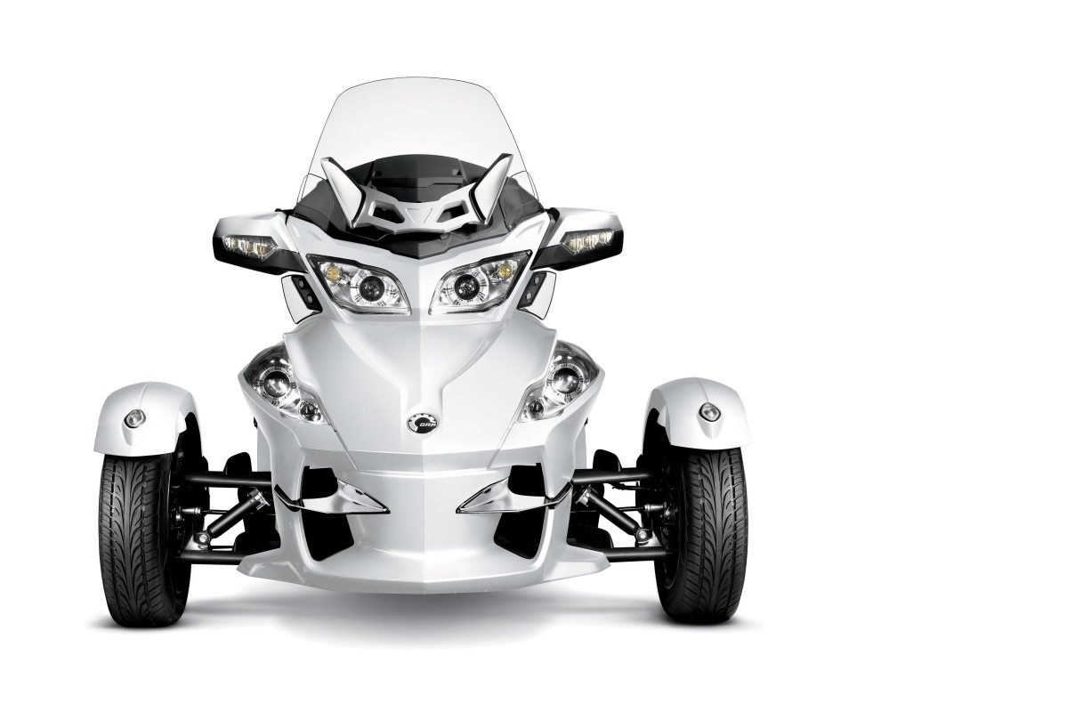 Recall: Can-Am Spyder RT