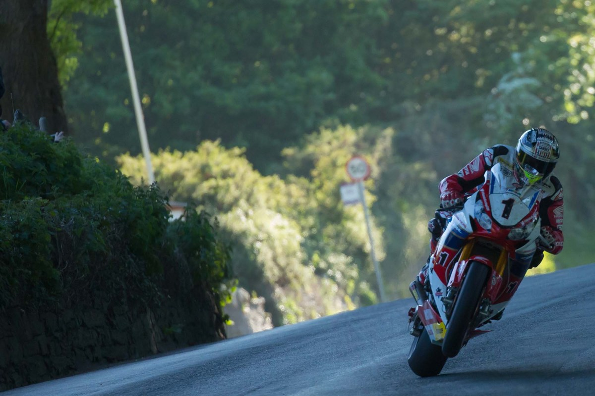 John McGuinness on the Allure of the IOMTT
