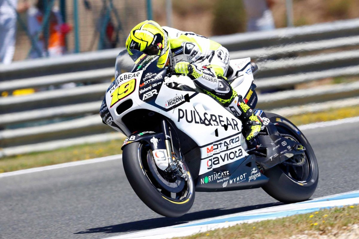 Team Aspar Continuing with Ducati for 2018 in MotoGP
