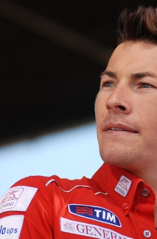Driver in Nicky Hayden Death Found Guilty of Homicide