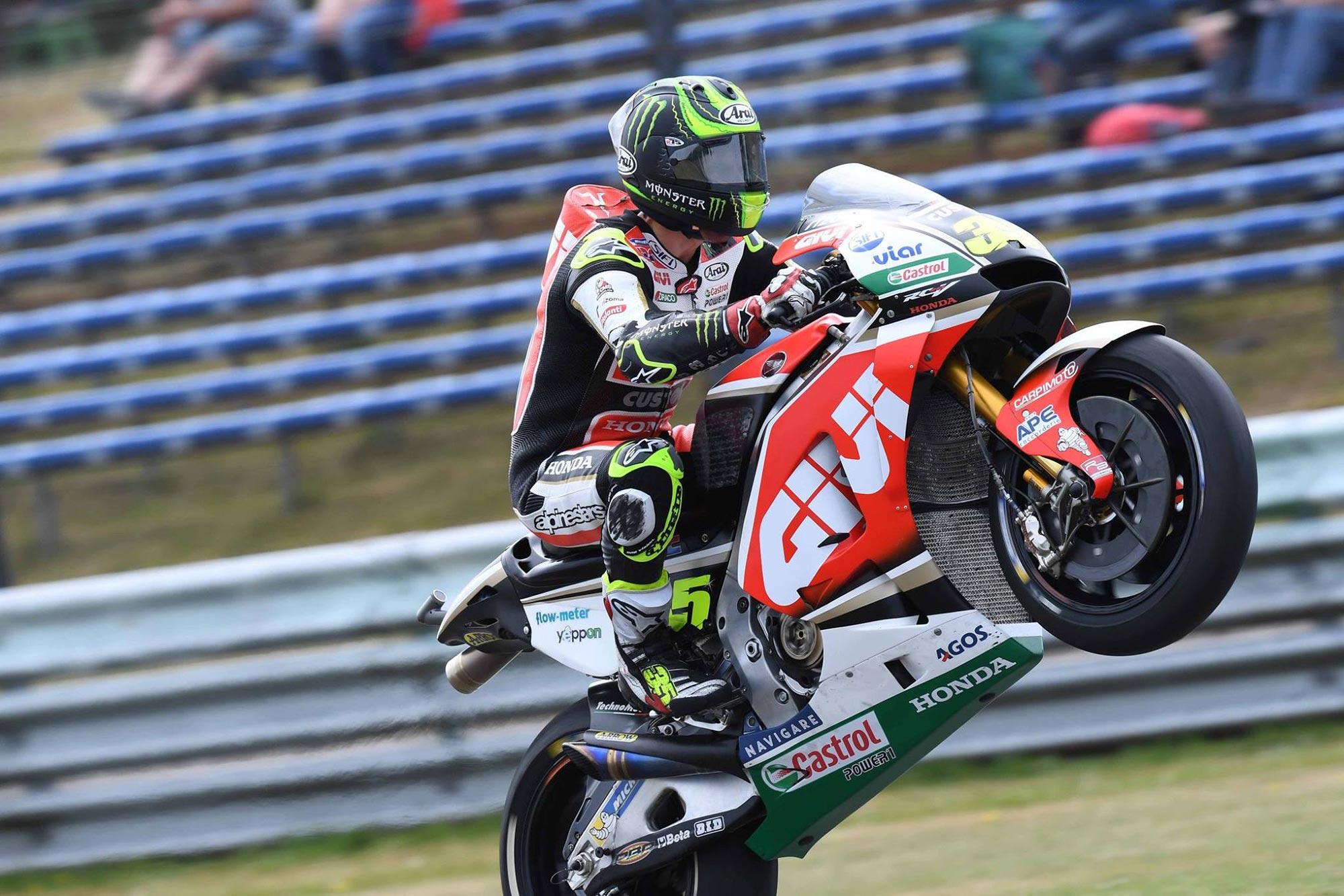 Friday MotoGP Summary at Assen: Fast Yamahas, Unstable Bikes, & Aerodynamic Loopholes - Asphalt ...