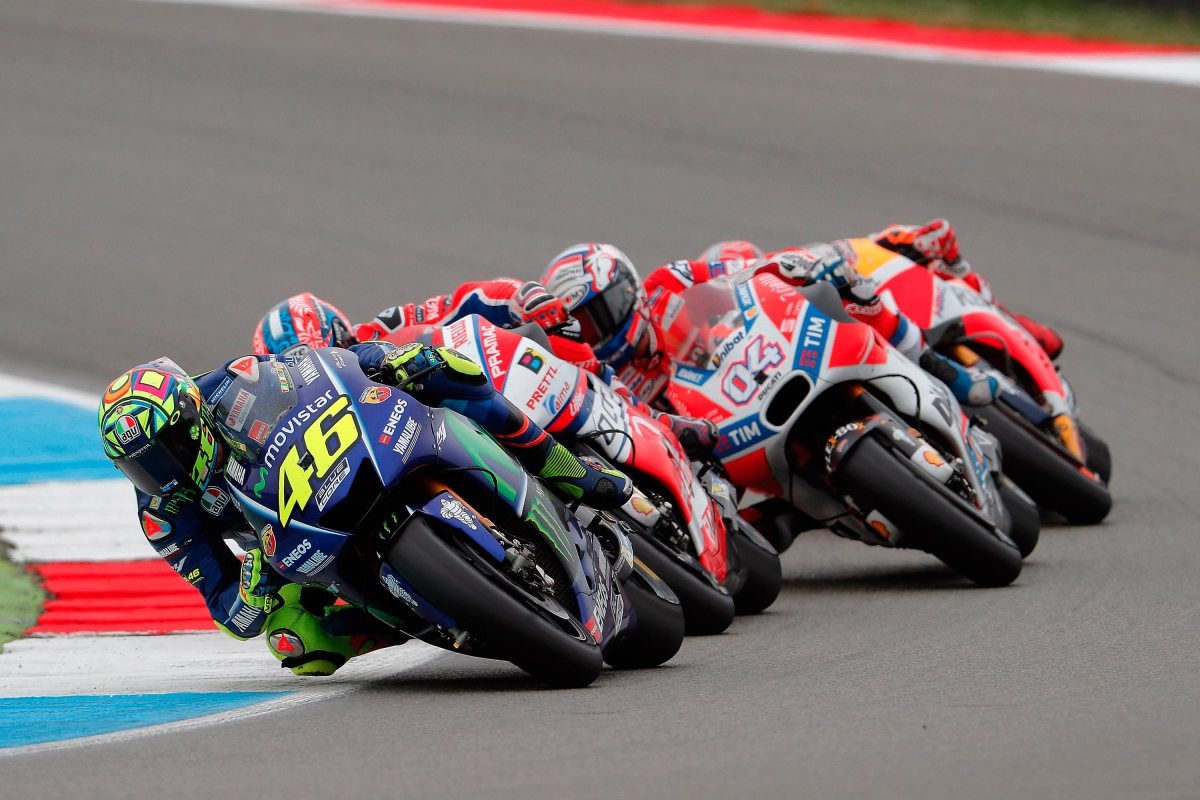 Valention Rossi Breaks the Drought at Assen