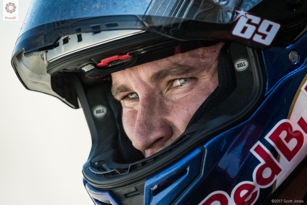 WorldSBK at Laguna Seca with Scott Jones
