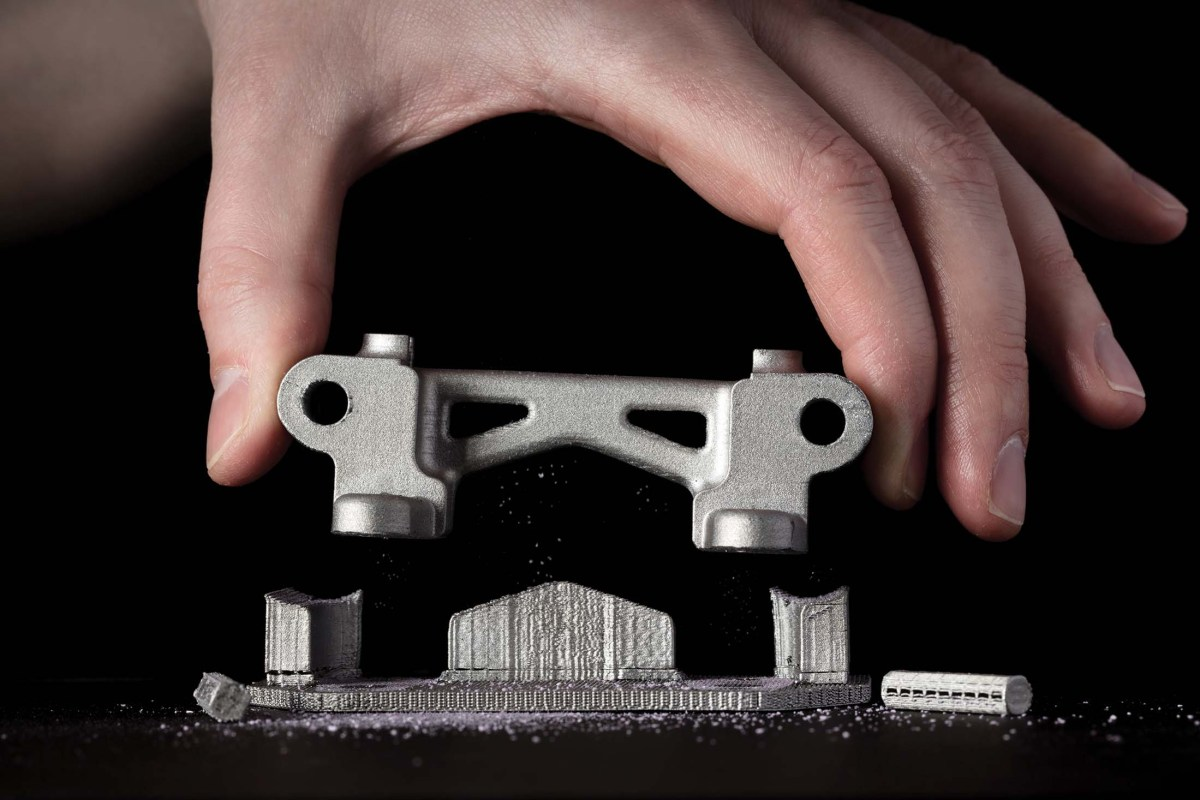 3D Metal Printing Takes Another Step Forward