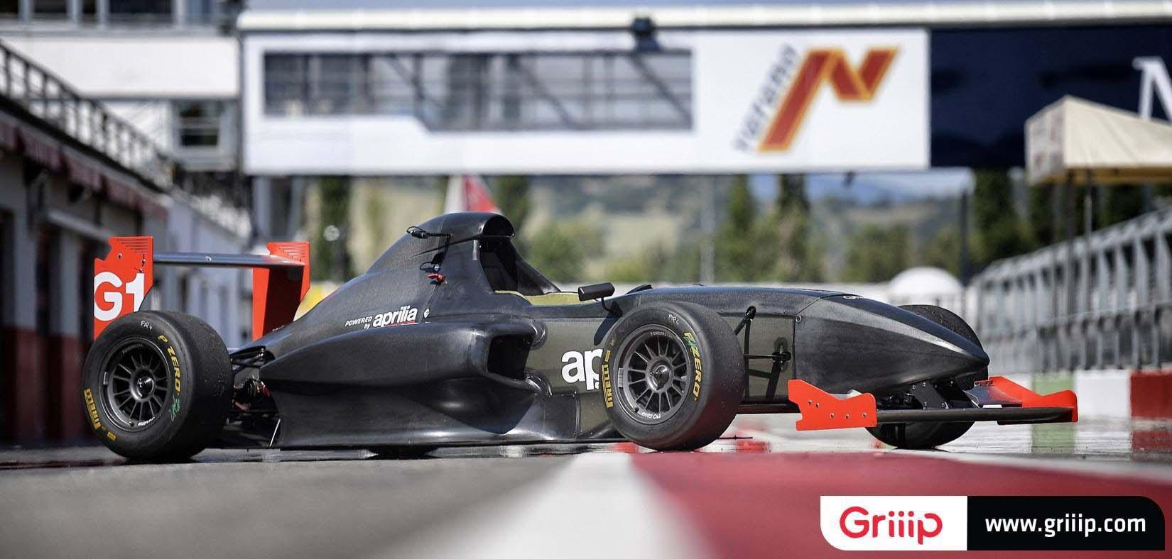 Check Out This Aprilia RSV4-Powered Race Car - Asphalt & Rubber