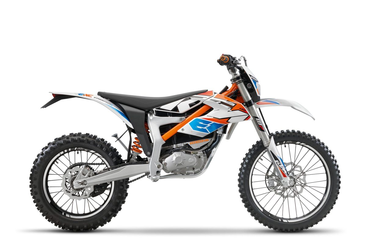 KTM Finally Brings the Freeride E-XC to the USA