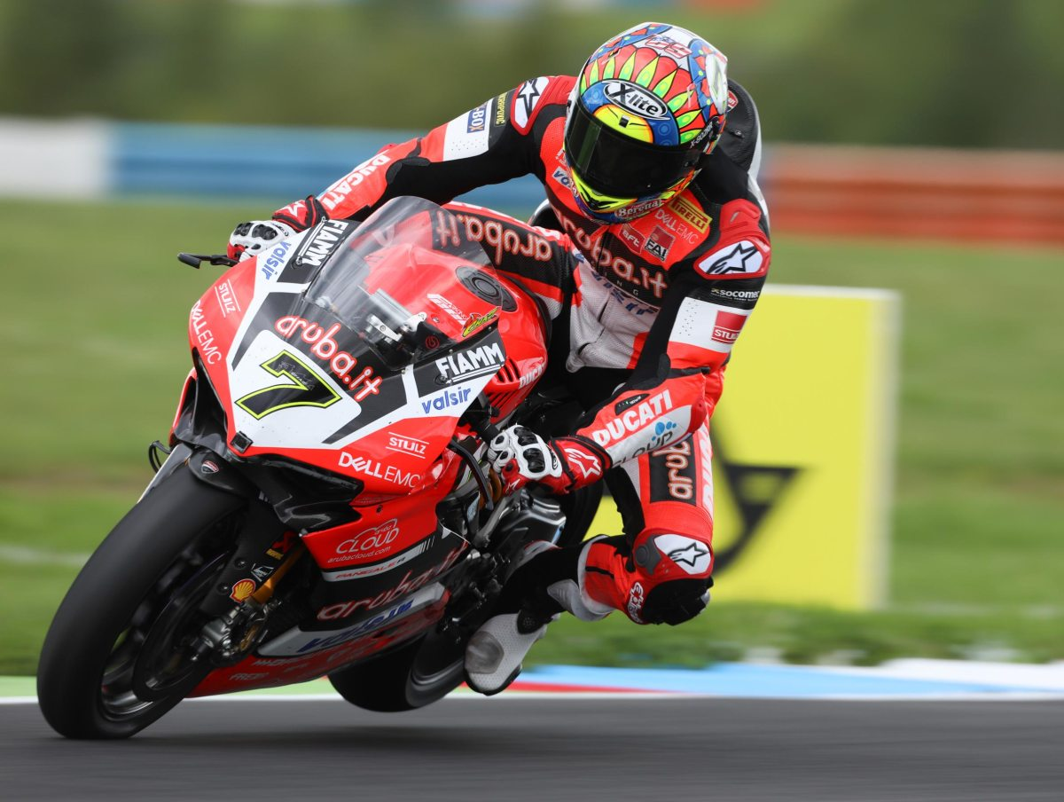 WorldSBK Wednesday – Changes in Momentum