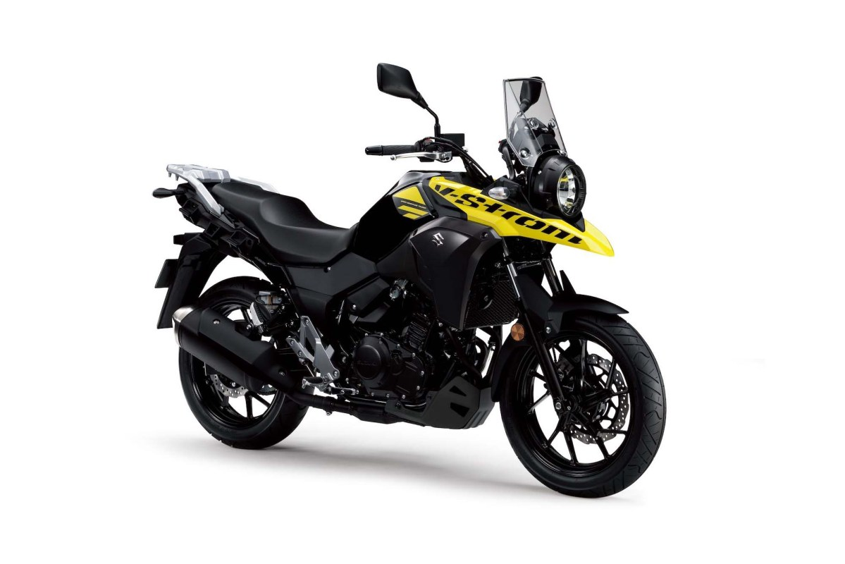 Should Suzuki Bring the V-Strom 250 to the USA?