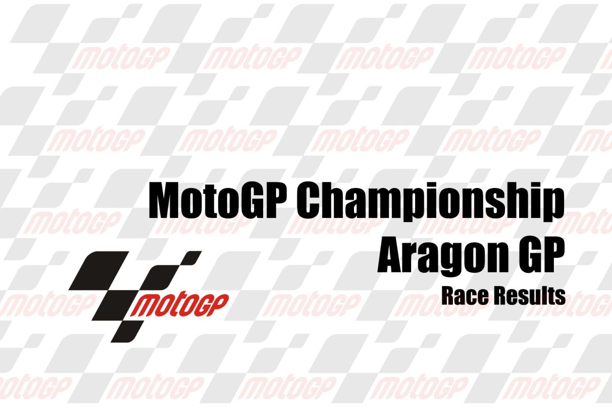 MotoGP Race Results from the Aragon GP