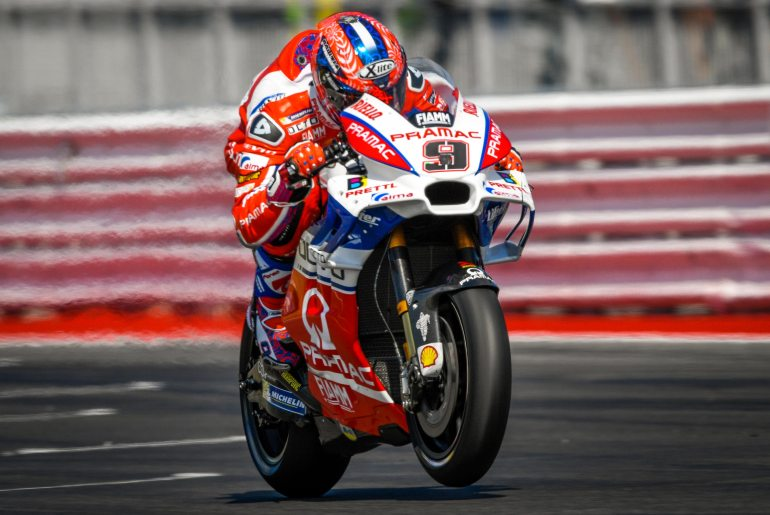 c4f3fe4caebd Friday MotoGP Summary at Misano  A Wasted Test