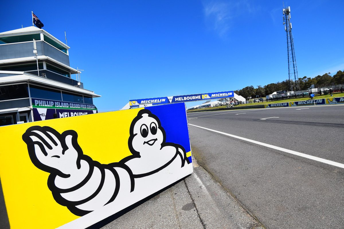Michelin Extends MotoGP Tire Contract Through 2023