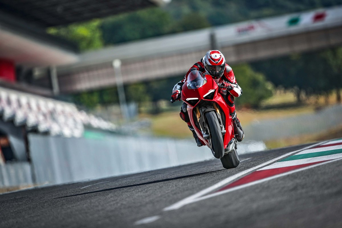 VW CEO Outlines Two Possible Futures for Ducati