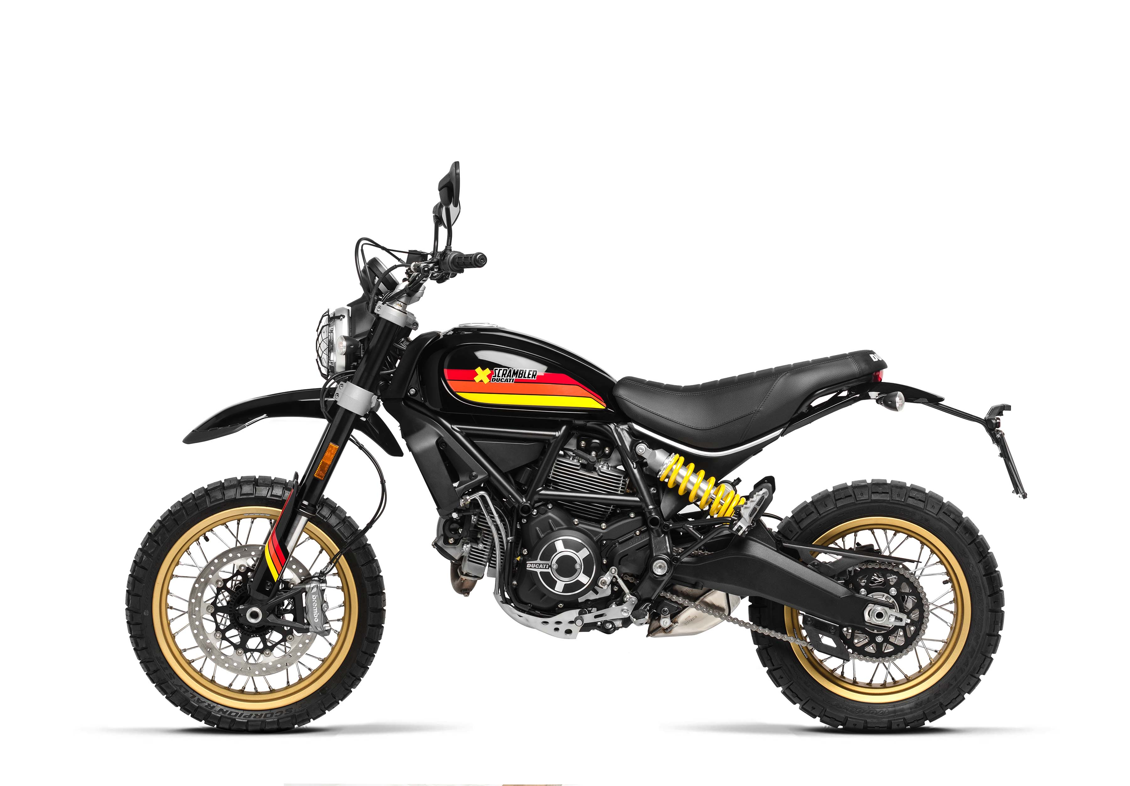 Ducati Desert Sled Model Gets Worst Name But Best Paint Asphalt