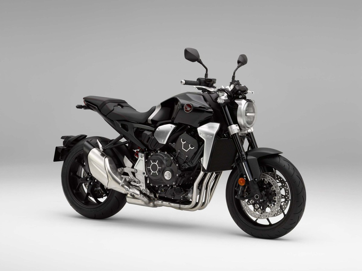 We Are in Love with the New Honda CB1000R