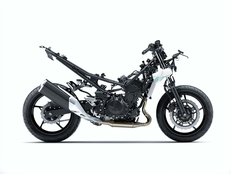 Usa Gets Upgraded With The Kawasaki Ninja 400 Asphalt Rubber