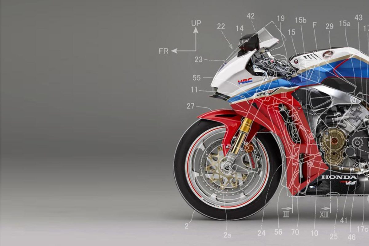 Return of the Honda V4 Superbike Rumor