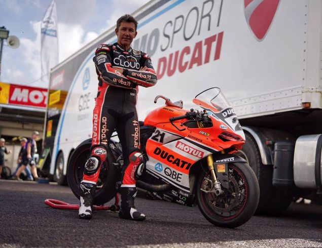 Troy Bayliss Racing in Australian Superbike for 2018