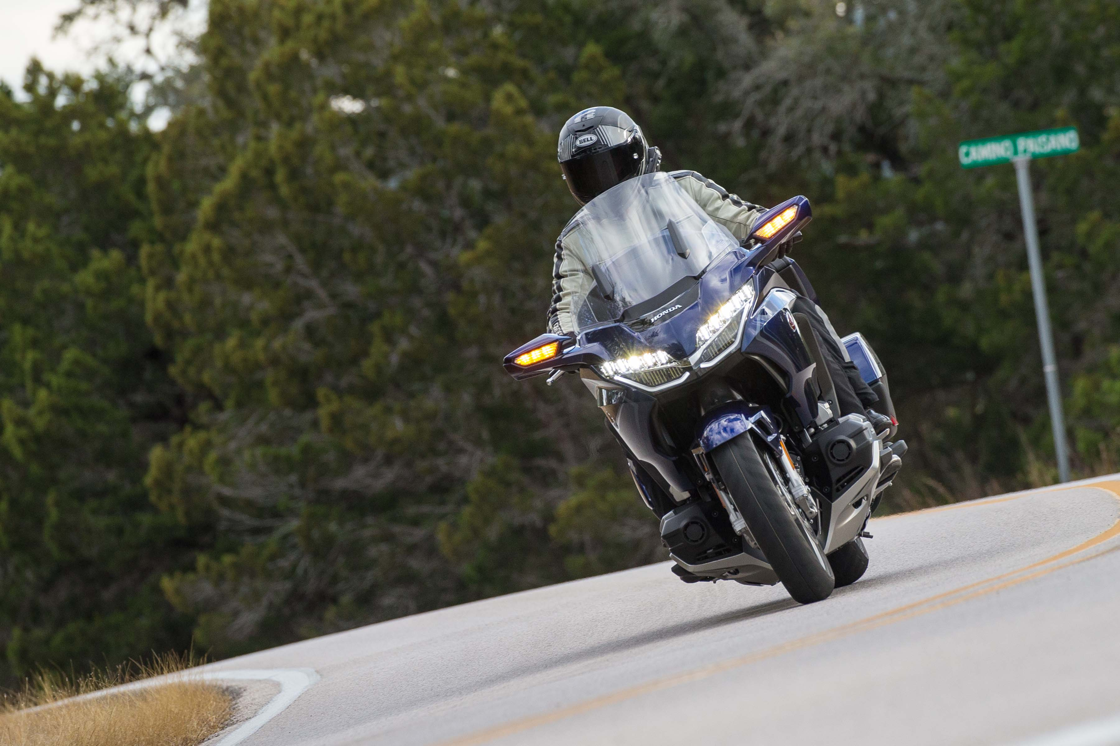 What You Need to Know About the 2018 Honda Gold Wing - Asphalt & Rubber