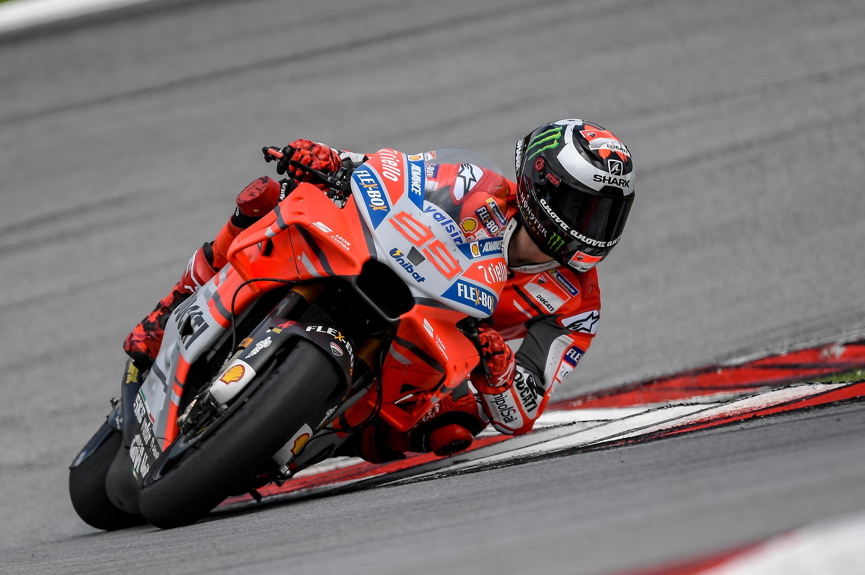 Ducati On Wall