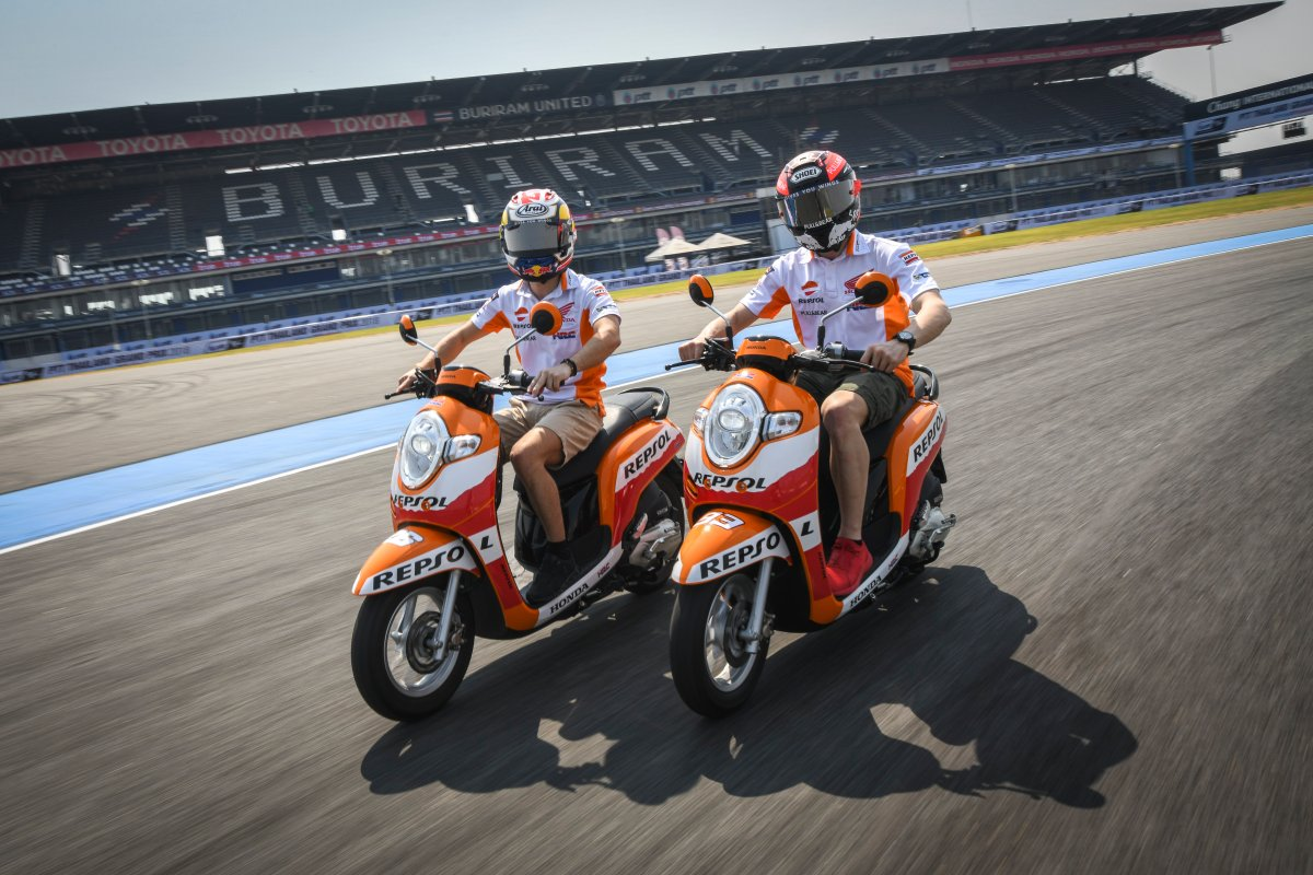 Thursday MotoGP Test Notes from Buriram: Argentina or Austria, Ducati or Yamaha, And Preparing for the Heat