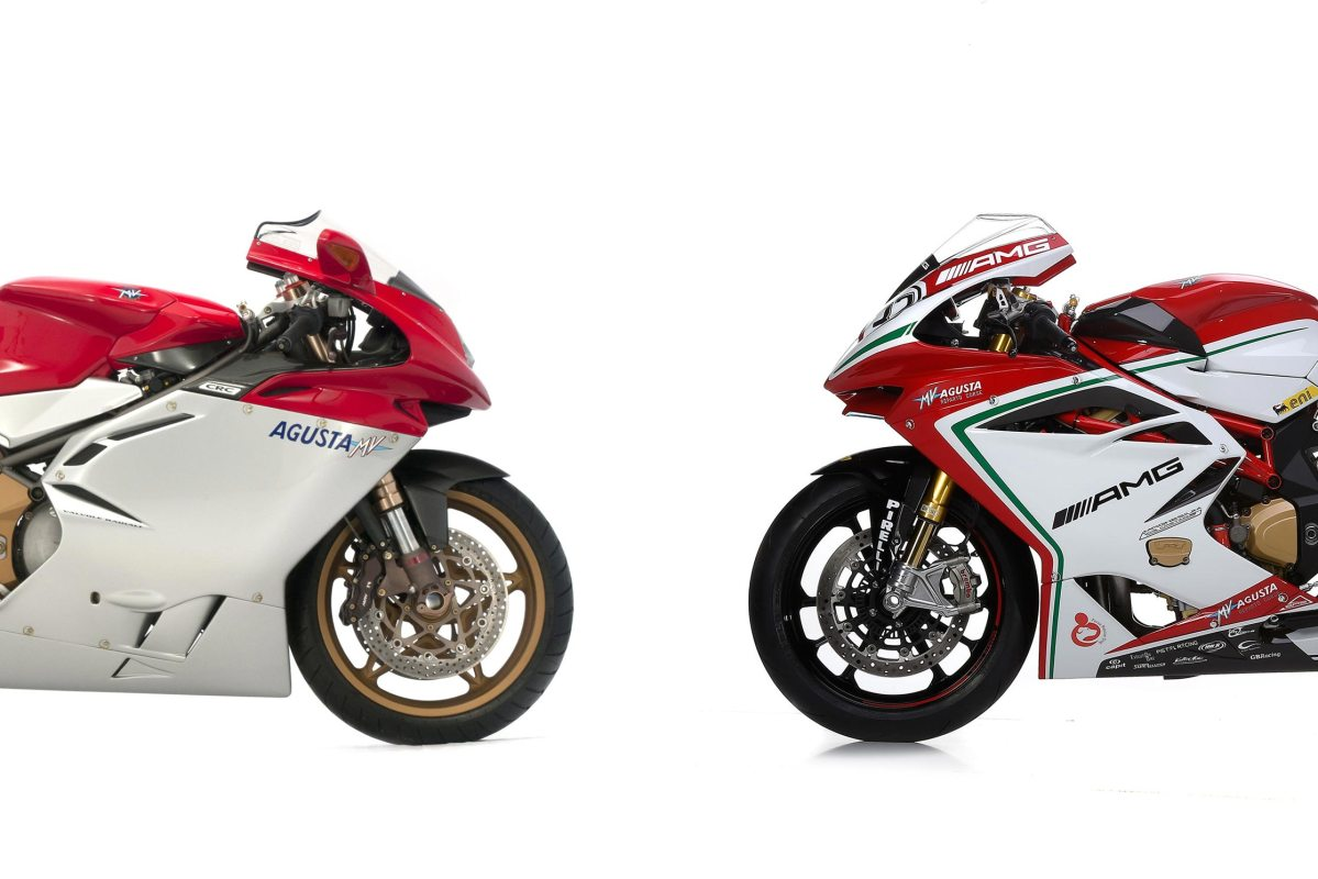 This Will Be the Last Year of the MV Agusta Superbike...