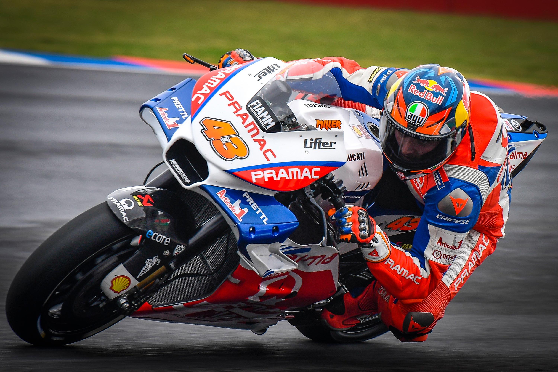 Moto Gp Qualifying
