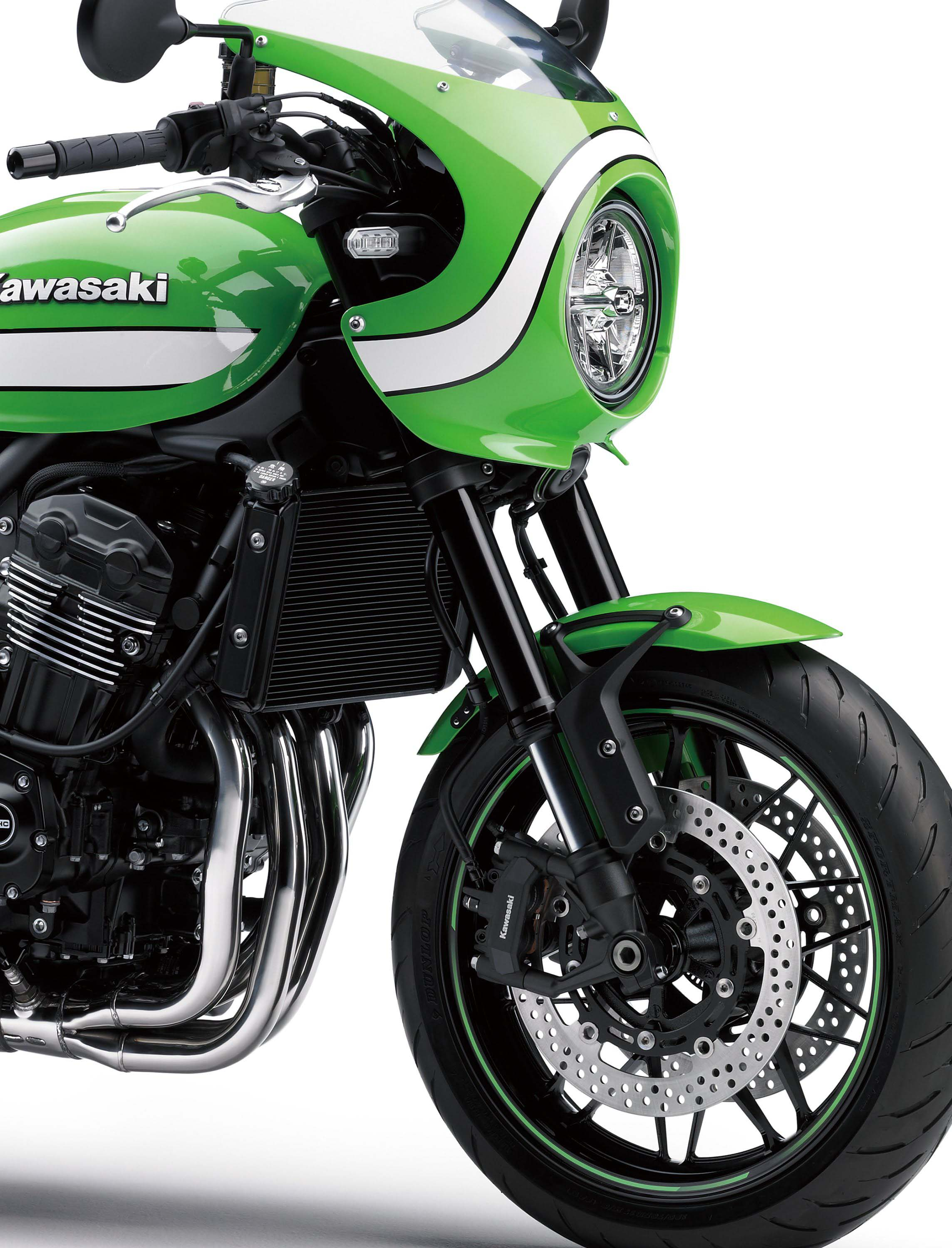 Kawasaki Z900RS Cafe Coming To The USA After All