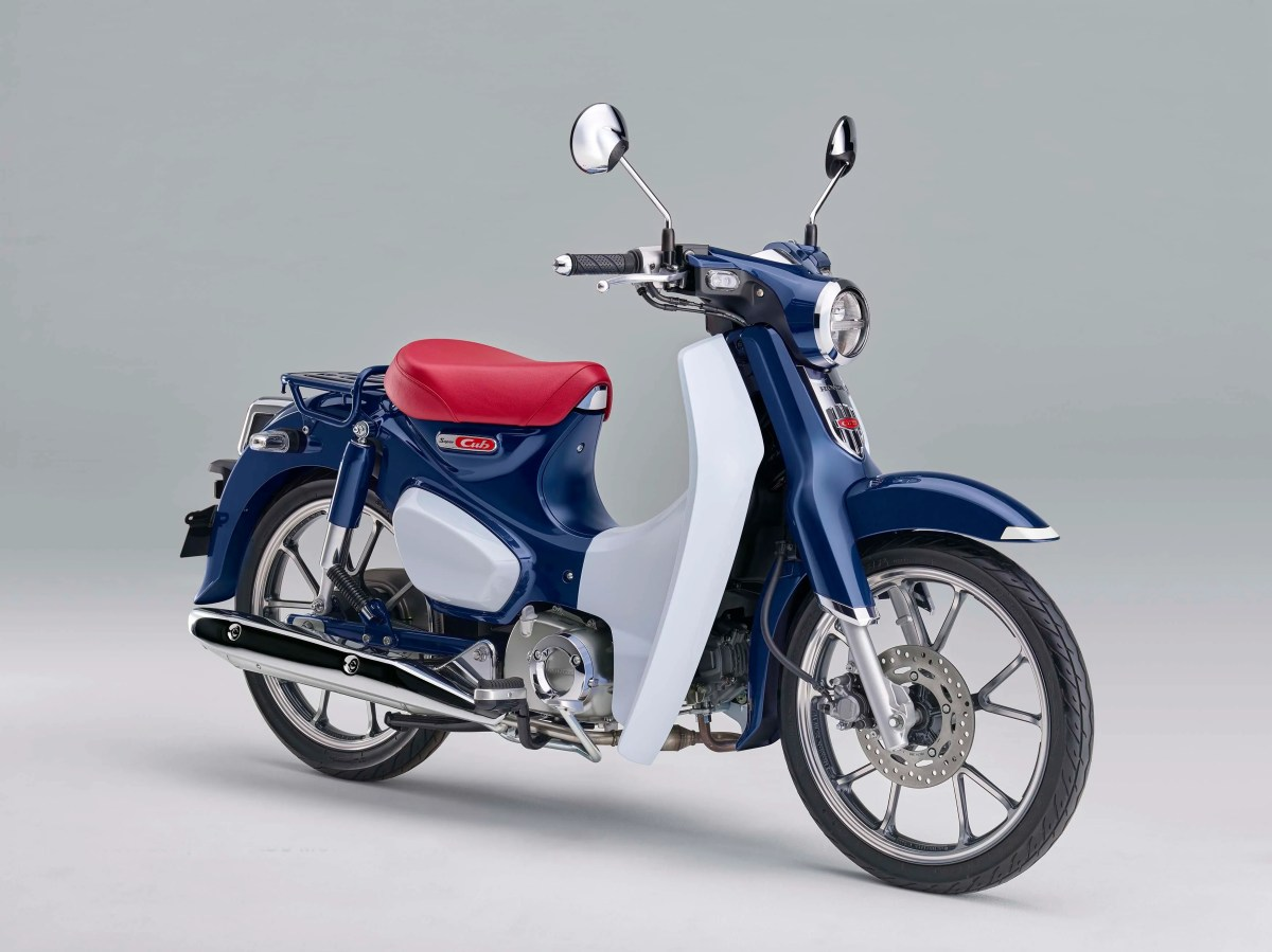 The Honda Super Cub Is Finally Coming Back to the USA
