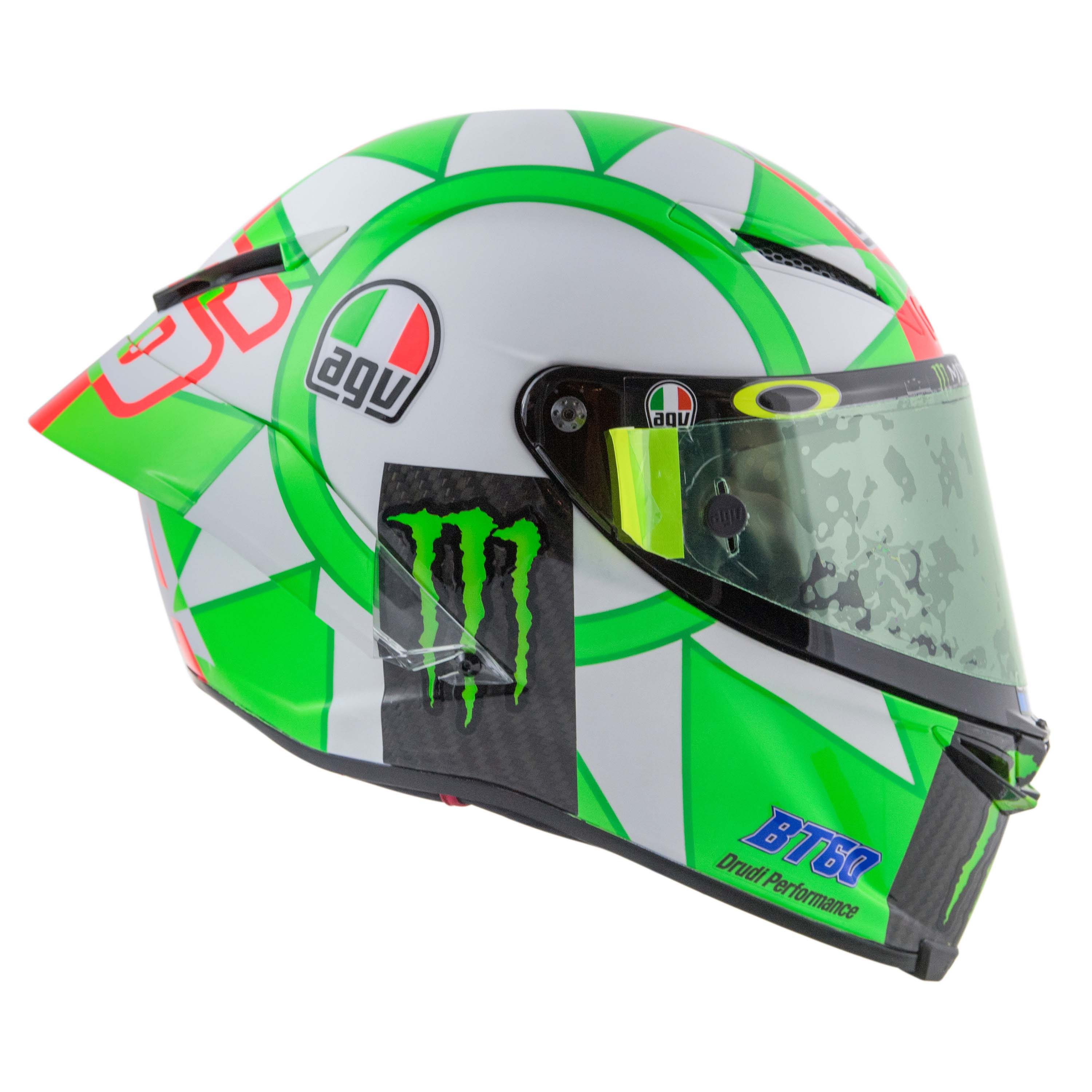6ec03030 Check out the high-resolution photos after the jump, and expect AGV to make  this special helmet available to the public in due time.