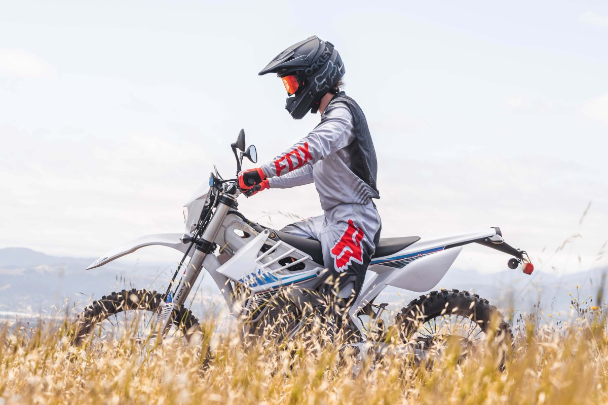 """Overclocked"" Alta Motors Redshift EXR Enduro Debuts"