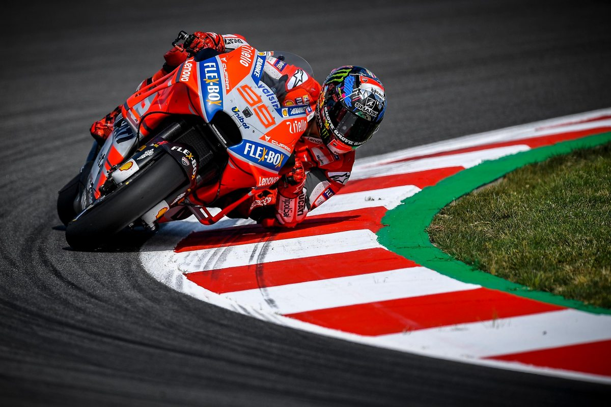 Unstoppable Lorenzo Wins the Catalan GP