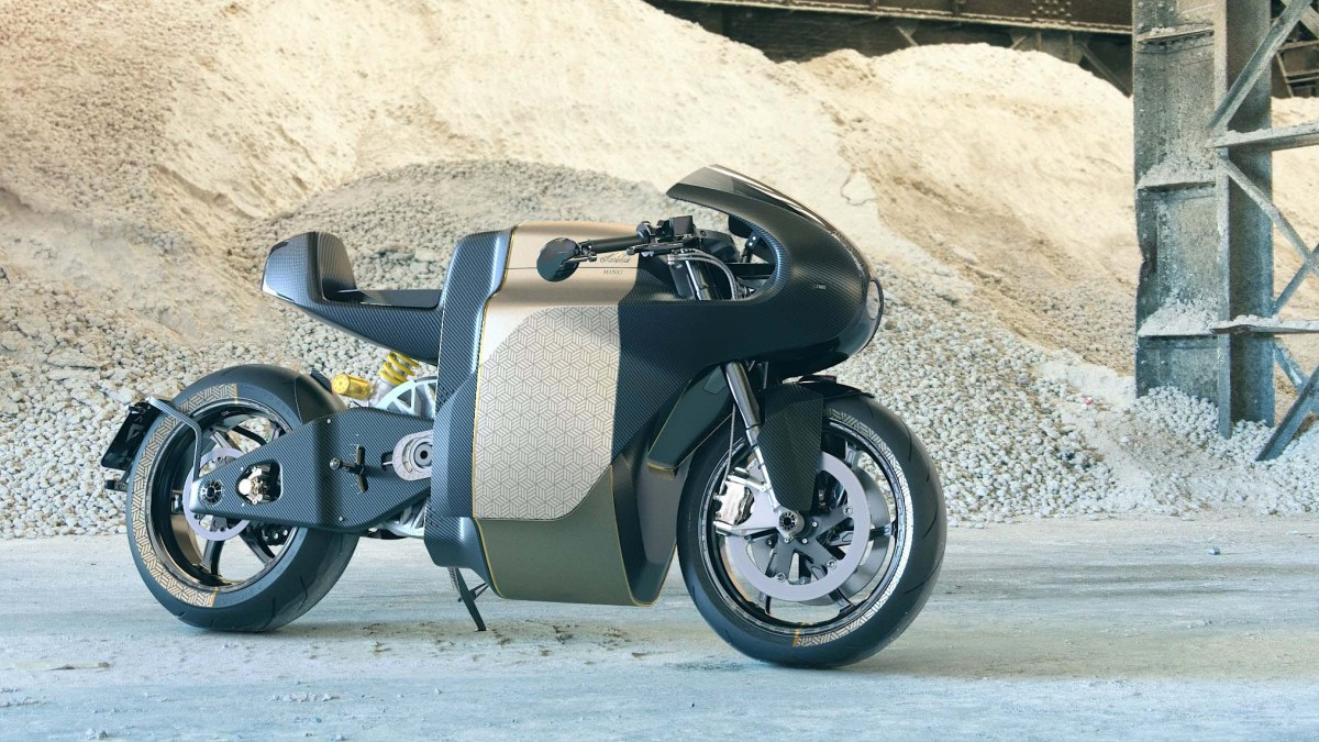 Sarolea MANX7 Electric Superbike Debuts for the Road
