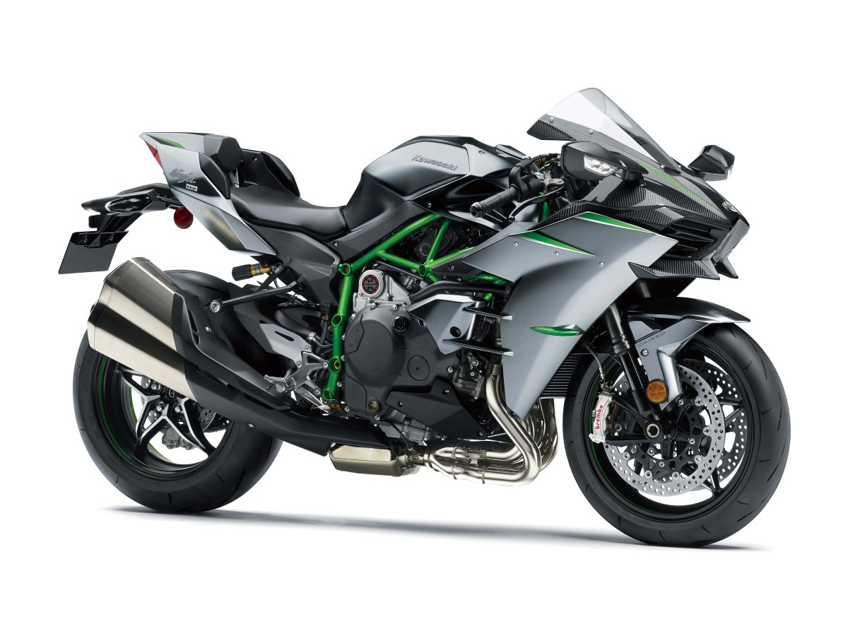 Kawasaki Ninja H2 Gets Updates & More Power for 2019