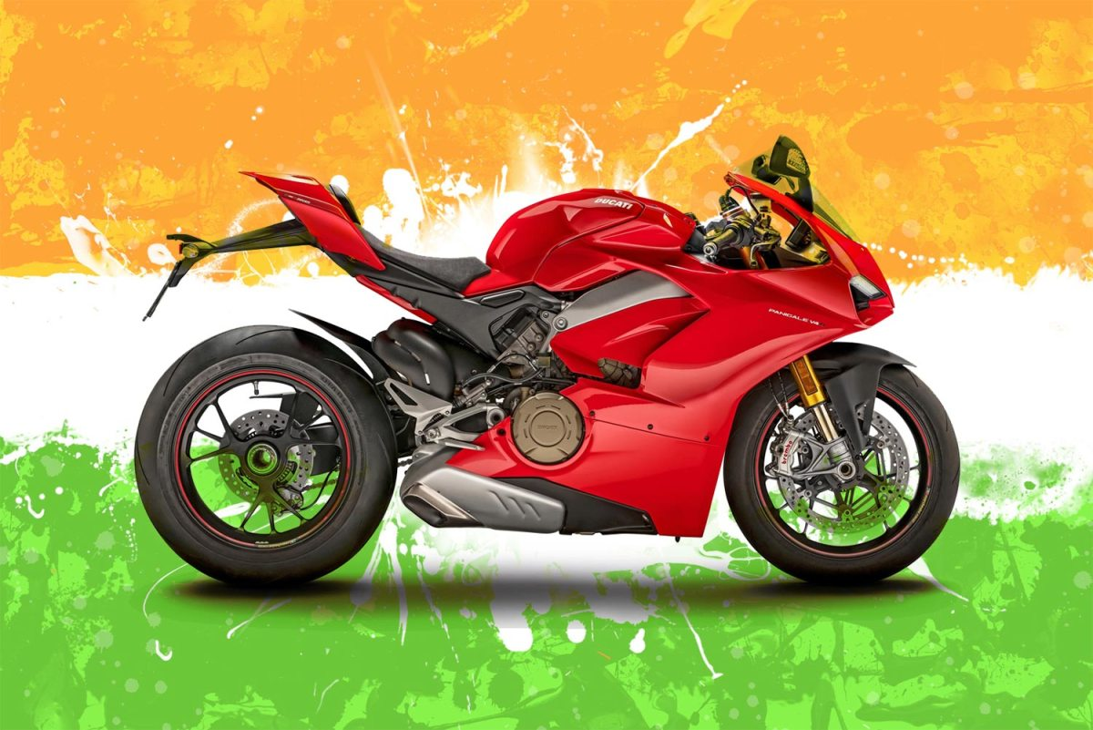 Ducati and Hero MotoCorp Making a Baby...Motorcycle?