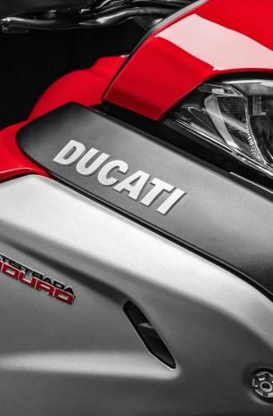 Ducati Multistrada 1260 Enduro Debuts for 2019