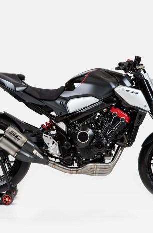 Honda Teases a 650cc Retro-Modern Concept Model
