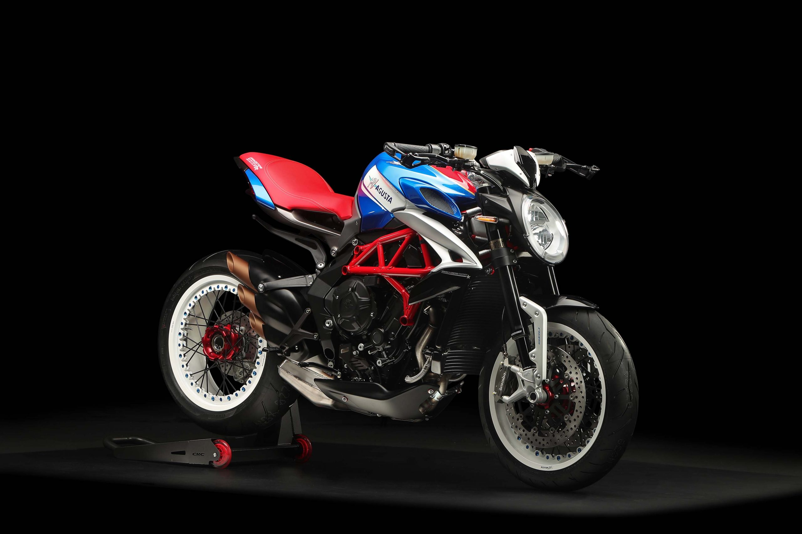 Mv Agusta Dragster 800 Rr America An Homage To The Past Asphalt Rubber