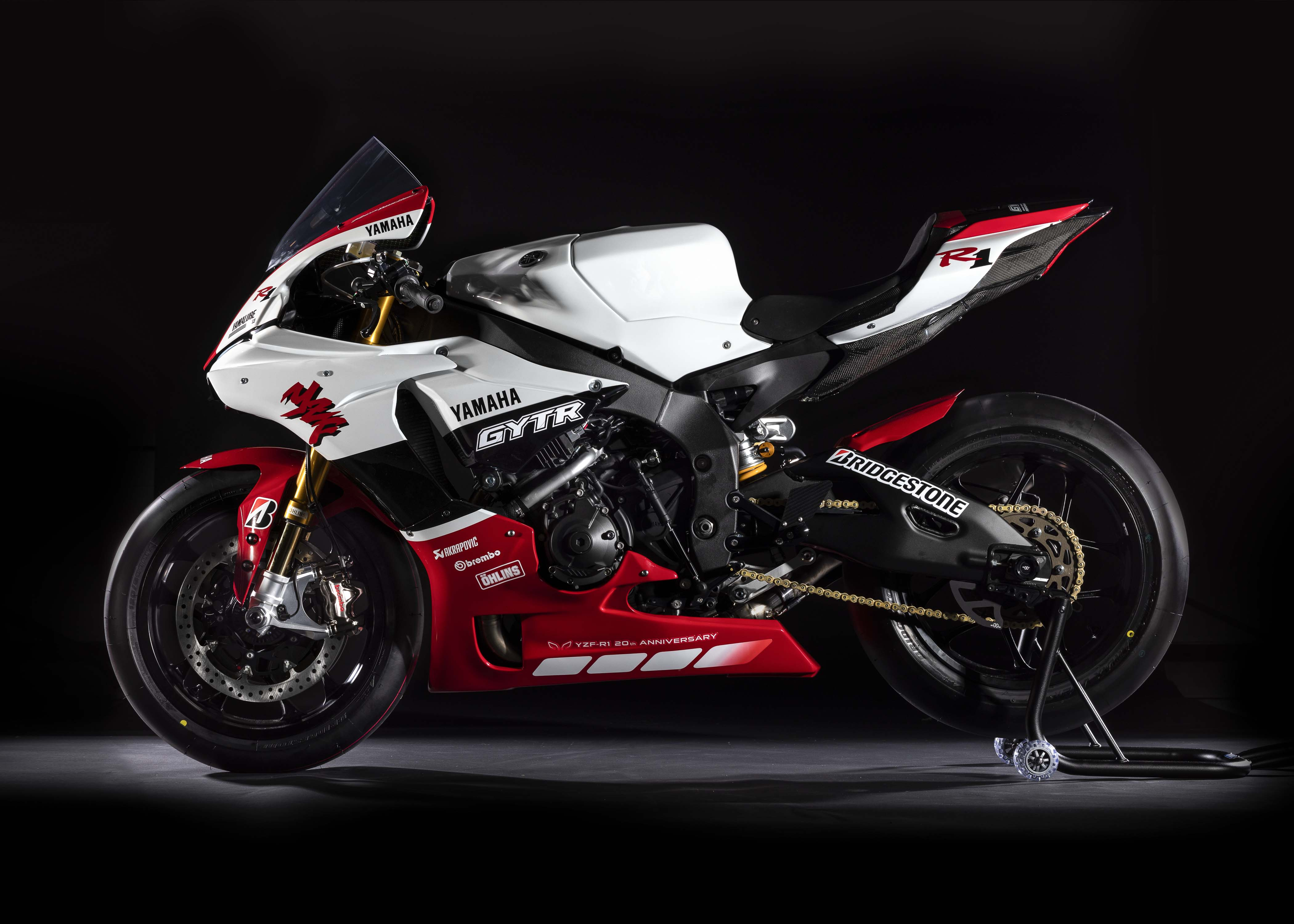 Sold Out You Missed Your Chance At The Yamaha Yzf R1 Gytr Asphalt