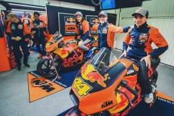 KTM-Racing-KTM-Tech3-MotoGP-Valencia-Test-20