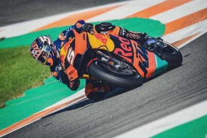 KTM-Racing-KTM-Tech3-MotoGP-Valencia-Test-44